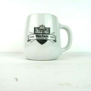White Castle Resturantware Coffee Mug